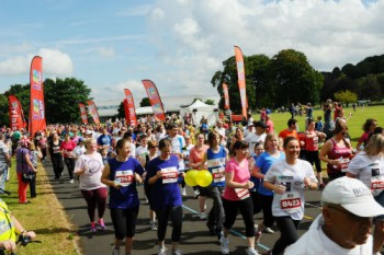 Big Fun Run 5k Glasgow