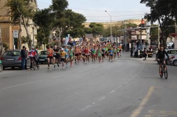 Urban Jungle Mdina 2 Spinola Xmas Road Race