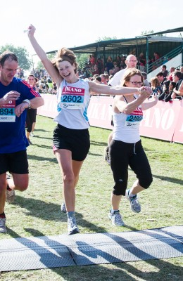 Ikano Robin Hood Marathon, Half Marathon and Mini Marathon