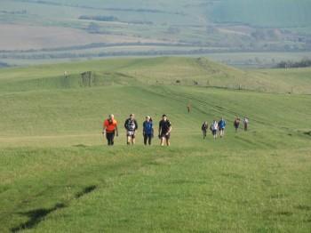 The Druid Challenge Ridgeway Multistage Ultra 2014