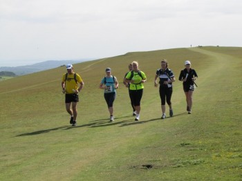 Round the Island Isle of Wight Multistage Ultra 2014 70 Miles, 2 Days