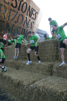 Men's Health Survival of the Fittest Cardiff