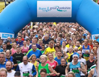 Bupa Great Yorkshire Run