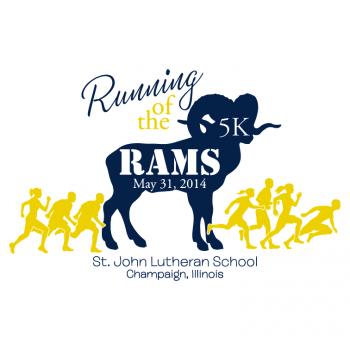 Running of the Rams 5K and Kids Run