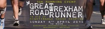 Great Wrexham Road Runner 2014