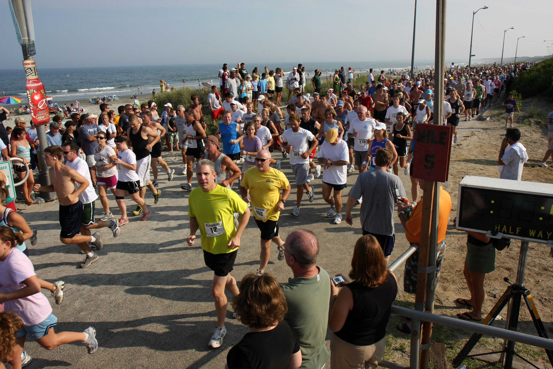 Captain Bill Gallagher 10 Mile Island Run