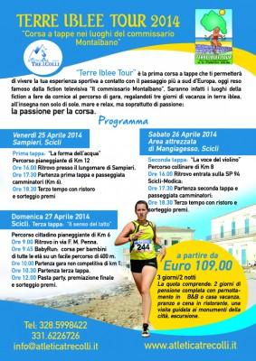 Terre Iblee Tour 2014