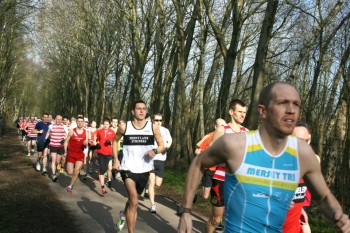 Merseyvend Halewood 5k free monthly race Liverpool MAR