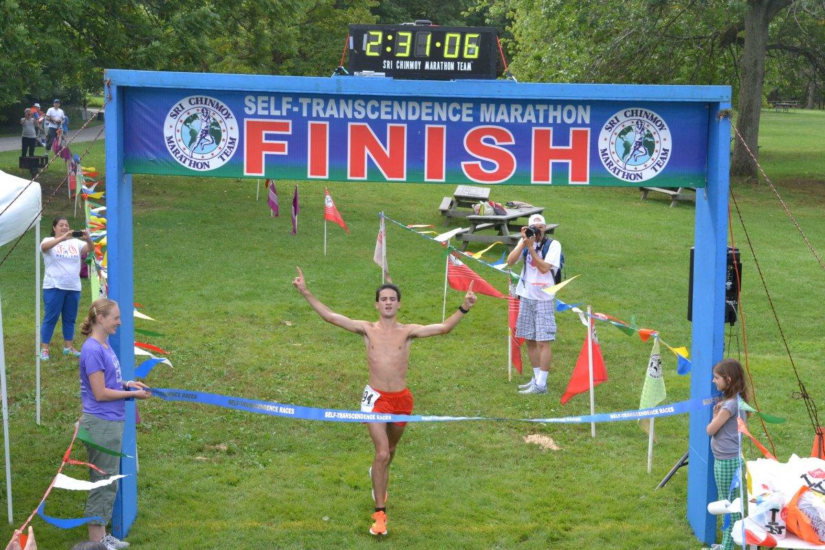 Self-Transcendence Marathon