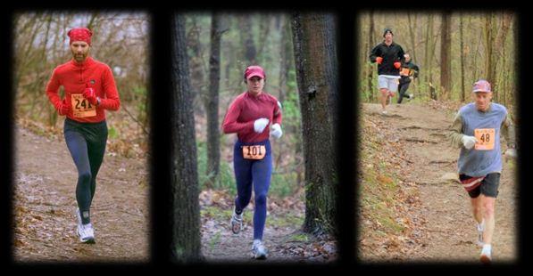Trail Marathon/Road Ends Weekend Day 1
