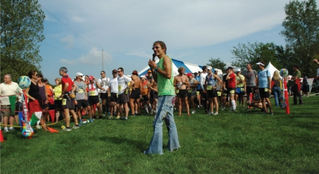 Run Woodstock Day 1