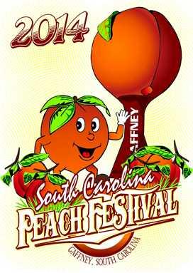 SC Peach Festival 5k, 10k, Kids Fun Run