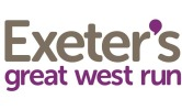 Exeters Great West Run, sponsored by Tozers