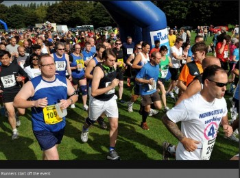 Walsall Run 10k (Team & Individual Events)