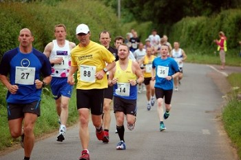 Chippenham Harriers 5 Mile Road Race and Family Fun Runs