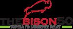 bison-50-logo
