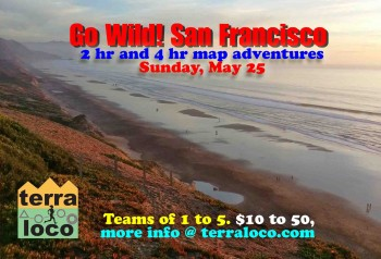 Go Wild! San Francisco 2 hr, 4 hr