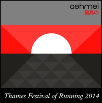 ashmei Thames Festival Of Running 2014