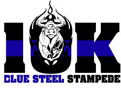 BLUE STEEL STAMPEDE 10K Trail Race