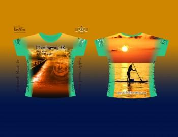 Hemingway 5K Sunset Run & Paddle Board Race