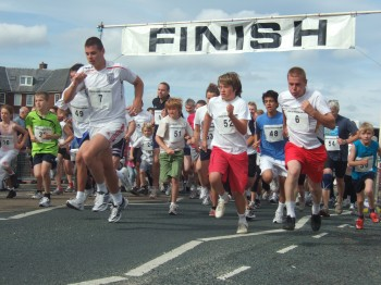 Whitby Regatta Fun Run