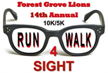 Forest Grove Lions 10K/5K Run & Walk for Sight