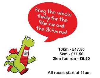 Erddig 5K & 2km Fun Run