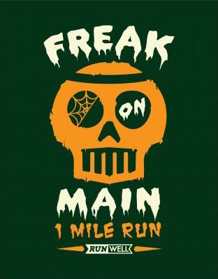 FREAK on MAIN 1 Mile Run