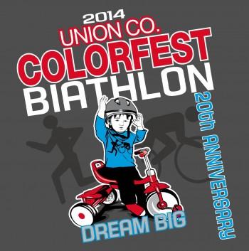 Union Co. Colorfest Biathlon