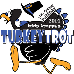 10th Annual Pathfinder Kids Kampus Turkey Trot