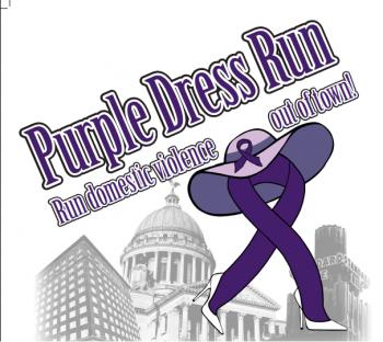 3rd Annual 5K Purple Dress Run