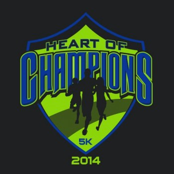 Heart of Champions 5K