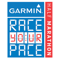 Garmin Race Your Pace Half Marathon