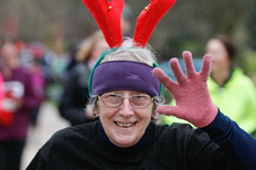 Epilepsy Action Reindeer Stampede