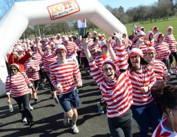 Where's Wally? 5k run