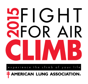 Fight for Air Climb 2015