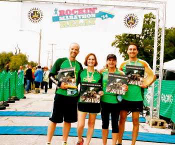 Rockin' Marathon Relay Richmond