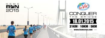 HCMC Run 2015 - Conquer the Bridge