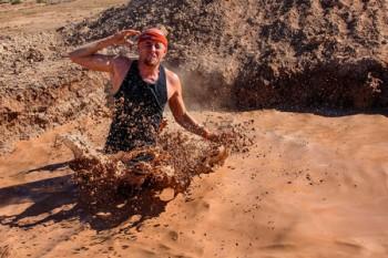 Terrain Phoenix Mud Run