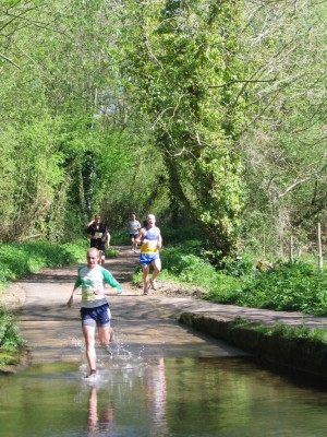 Houghton 11K Trail Run or Cycle
