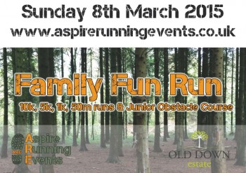 Old Down Country Park 10/5k and Family Fun Run