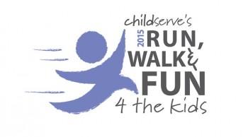 ChildServe Run, Walk, and FUN 4 the Kids