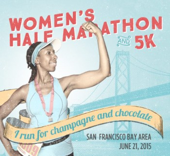 See Jane Run Women's Half Marathon & 5k - San Francisco