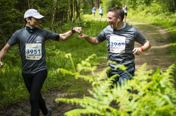 Runner's World Trailblazer Bedgebury Forest 10k 6th June