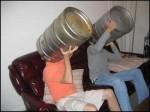 Beat-the-barrel