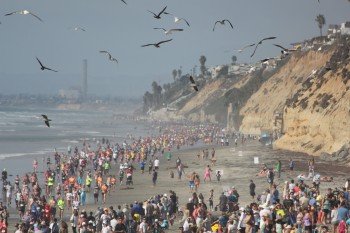 3rd Annual Surfing Madonna 5K/10K and 10 Mile Low Tide Beach Run Challenge