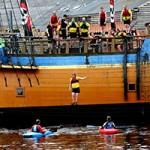 RIVER RAT RACE STOCKTON 2014Picture by Dawn McNamara24/08/14