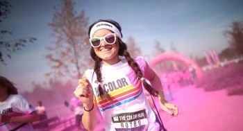 The Color Run - Glasgow