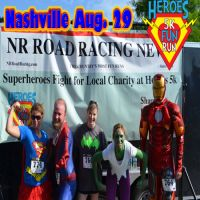 Heroes 5K and 1Mile – Nashville TN