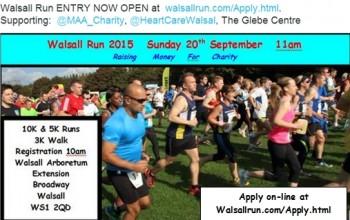Walsall Run 10k